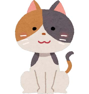 通りすがりの猫